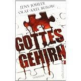 """Gottes Gehirn: Thrillervon """"Jens Johler"""""""
