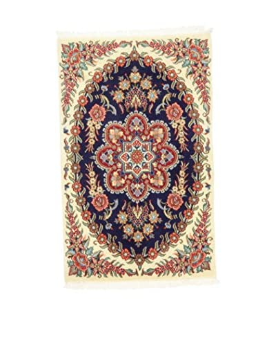 Eden Carpet Qom Sh veelkleurige 60 x 90 cm