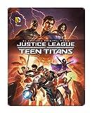 Image de La Ligue des justiciers vs les Teen Titans [Édition boîtier SteelBook]