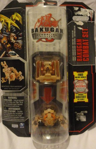 Bakugan Combat Set - 1