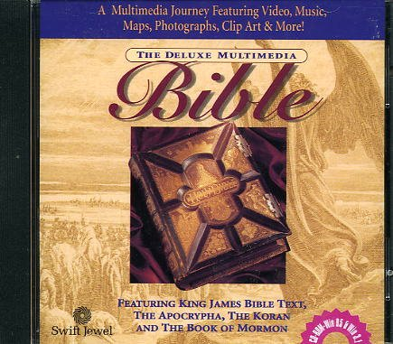 The Deluxe Multimedia Bible