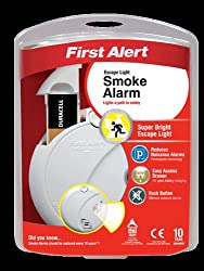 First Alert Smoke Alarm with Escape Light by First Alert