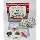 "Piraten Cupcake Deko-Zubeh�r / Pirate Cupcake Decorating Kitvon ""Holly Cupcakes"""