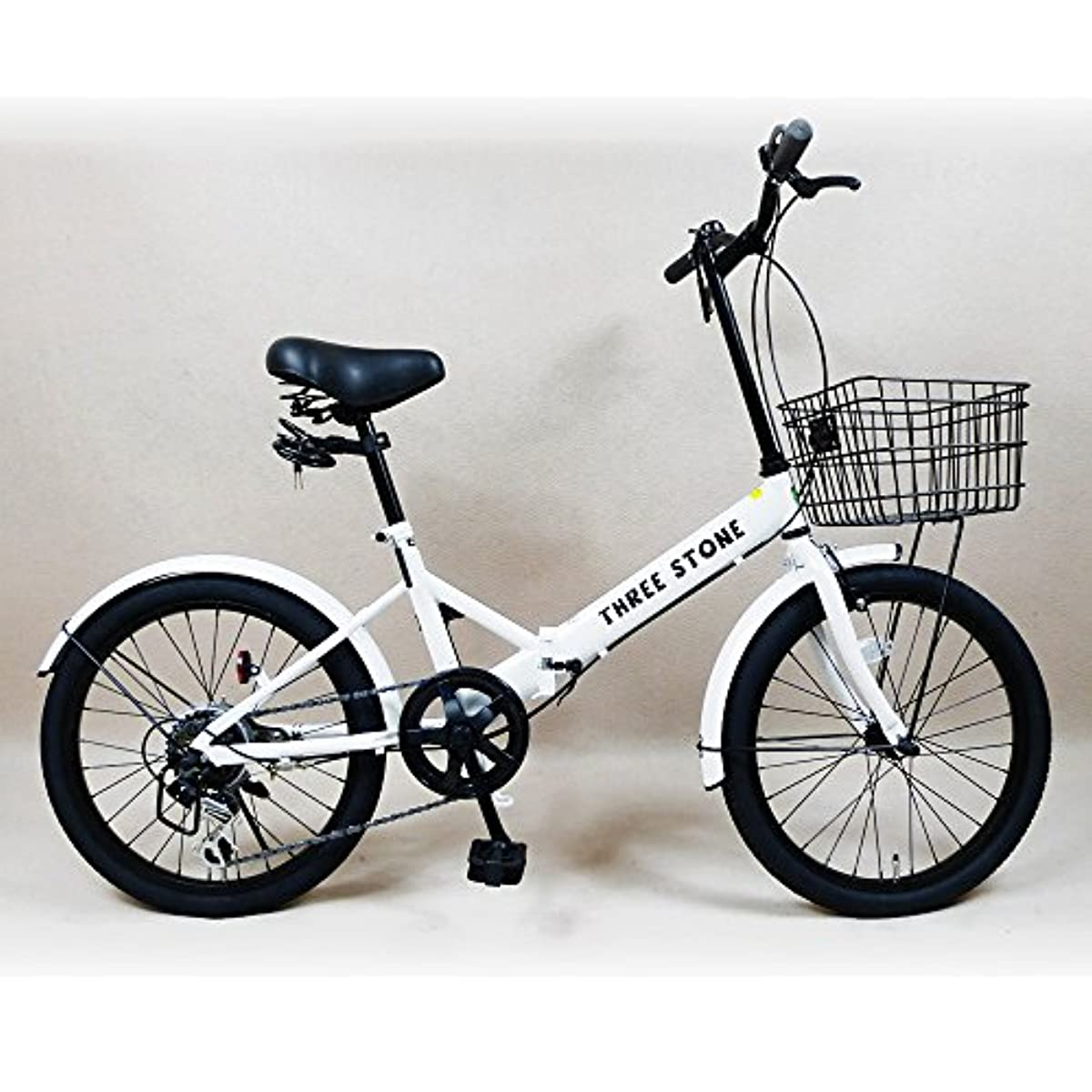 [해외] 접이식 자전거 20인치 시마노사제6 단변속 기어 (AJ-08) 프론트 농구 전후 (자동차 등의) 흙받이/와이어 록정/접는 자전거/MTB/소지름차/PL보험