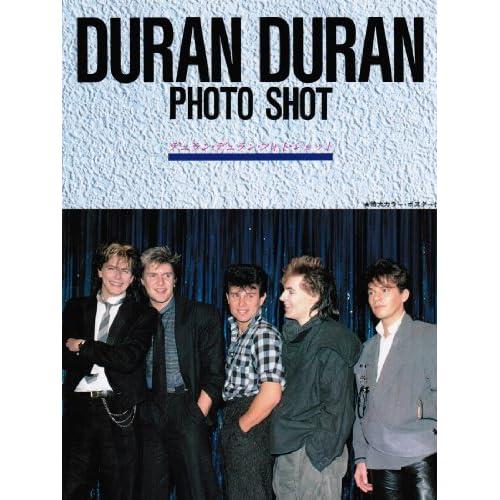 Duran Duran Photo Shot Vinnie Zuffante, Andre Csillag, Chris Walter and others Dieter Zill