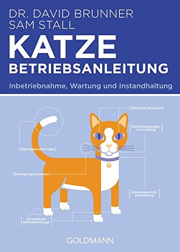Katze-Betriebsanleitung-Intriebnahme-Wartung-und-Instandhaltung