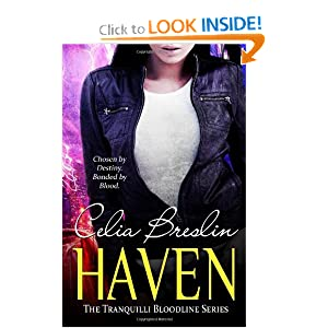 Haven (Tranquilli Bloodline) (Volume 1)  - Celia Breslin