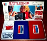 BATTLESHIP. THE EXCITING NAVAL STRATEGY GAME. VINTAGE 1975 MB GAMES