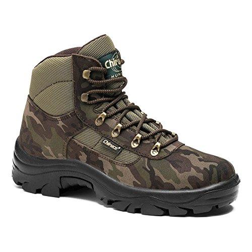 CHIRUCA ,  Scarpe da camminata ed escursionismo uomo verde Verde verde Size: 47