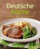 Deutsche Küche: Raffiniert, herzhaft und lecker (Minikochbuch)