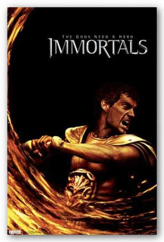 Immortals Movie Poster - Theseus (Henry Cavill) 22