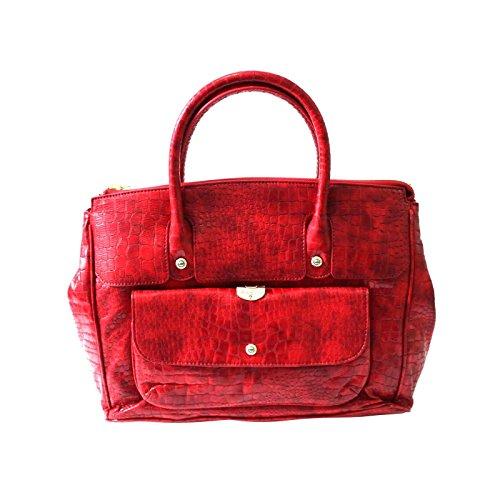 blugirl-blumarine-damen-handtasche-in-rot-onesize