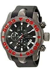 Invicta Men's 20466 TI-22 Analog Display Quartz Black Watch