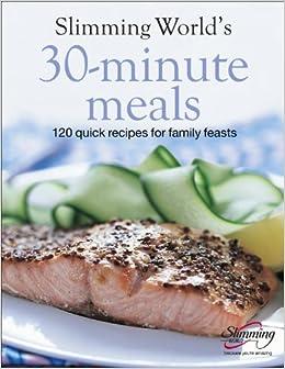 Slimming World 30 Minute Meals Slimming World 9780091914332 Books
