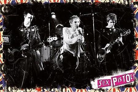 SEX PISTOLS - On Stage/ ポスター/ 【公式 / オフィシャル】