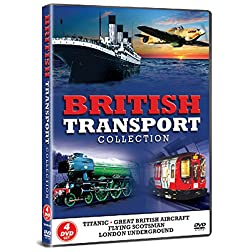 British Transport Collection [DVD]