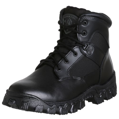 "Rocky Duty Men's Alpha Force 6"" Swat Boot"