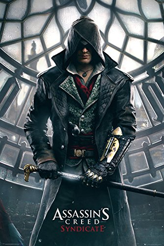 Assassins Creed - Poster - Syndicate + Poster a sorpresa