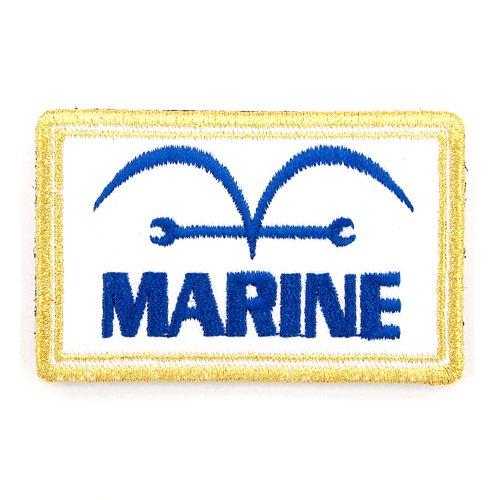 ワンピース 海軍ワッペン