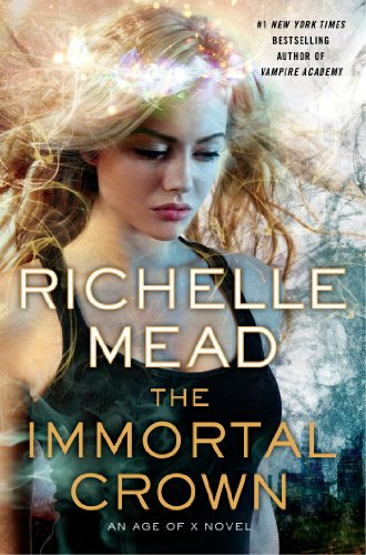 Image of The Immortal Crown: An Age of X Novel