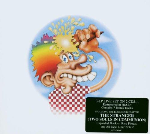 Europe '72 artwork