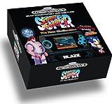 echange, troc Console Portable Sega Megadrive + 18 Jeux - édition Super Street Fighter II