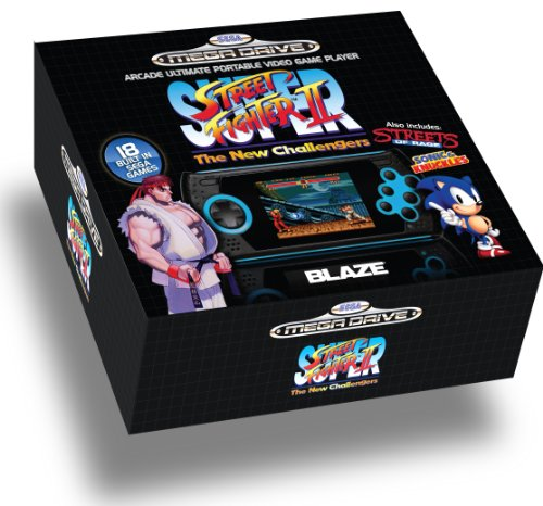 Sega Megadrive Ultimate Handheld - Super Street Fighter 2