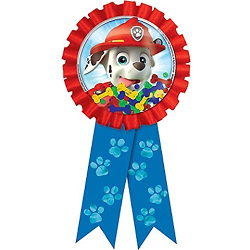 Paw Patrol Guest of Honor Ribbon (1ct)