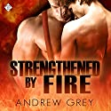 Strengthened by Fire: By Fire Series, Book 2 Audiobook by Andrew Grey Narrated by Peter B. Brooke
