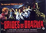 Reproduction of a poster presenting - Brides Of Dracula 06 - Poster Print Buy Online