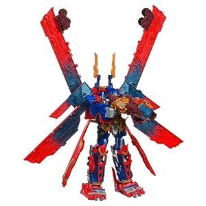 海淘宝宝儿童玩具:Transformers 变形金刚 月黑之时 终极擎天柱 H38005