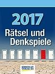 Rätsel und Denkspiele 2017: Tages-Abr...