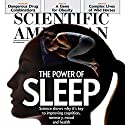 Scientific American, October 2015  by Scientific American Narrated by Mark Moran