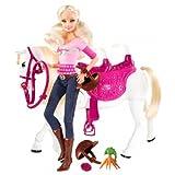 BARBIE & TAWNY® DOLL & HORSE SET