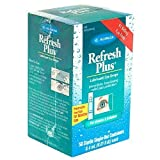 Refresh Plus Sensitive Single-Use Sterile Lubricant Eye Drops by Allergan, Inc.