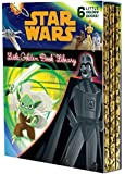 The Star Wars Little Golden Book Library (Star Wars) (Little Golden Book: Star Wars)