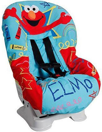 Elmo Car Seat Cover