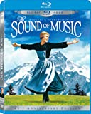 51JvzE0ymKL. SL160  The Sound of Music (Three Disc 45th Anniversary Blu ray/DVD Combo in Blu ray Packaging)