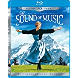 The Sound of Music (Three-Disc 45th Anniversary Blu-ray/DVD Combo in Blu-ray Packaging) ~ Christopher Plummer