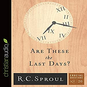 Are These the Last Days? Audiobook