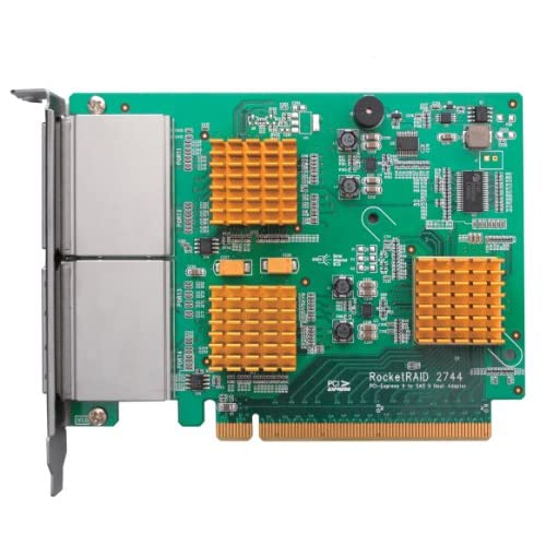 HighPoint-RocketRAID-2744-16-Port-PCI-Express-2-0-x16-SAS-SATA-6Gb-s-RAID-Contro