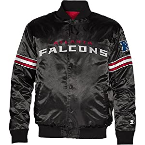 Atlanta Falcons Youth Starter Satin Jacket by Starter