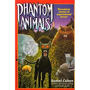 Amazon.com: Phantom Animals: Phantom Animals (9780671759308 ...
