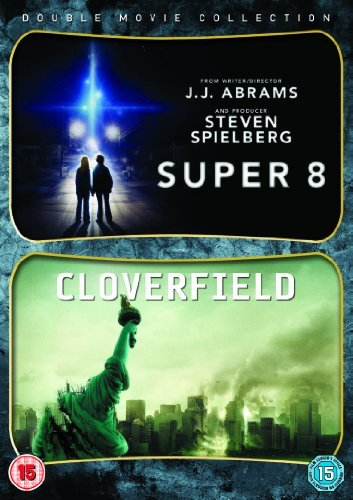 Cloverfield / Super 8 Double Pack [DVD] by Mike Vogel
