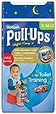 Huggies Pull Ups Nightime Potty Training Pants for Boys Medium 11 18 kg 12 x 3 Packs 36 Pants
