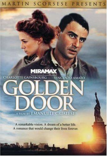 Cover art for  Golden Door