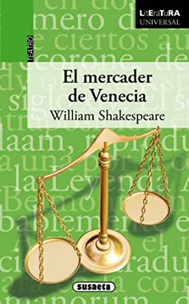 El mercader de venecia ebook william shakespeare amazon for El mercader de venecia muebles