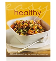Easy Healthy Cooking Book