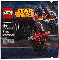 Lego Star Wars Exclusive Minifigure: Darth Revan 5002123
