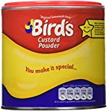 Bird's Custard Powder, 10.6 Ounce Canisters